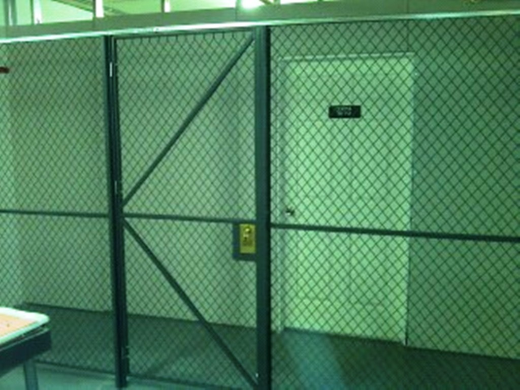 NYC Security Cages