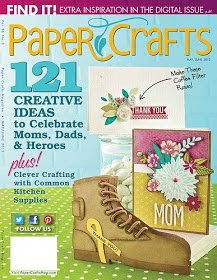 Paper Crafts May/June 2013