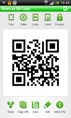 QR Droid: What's hidden in this code?