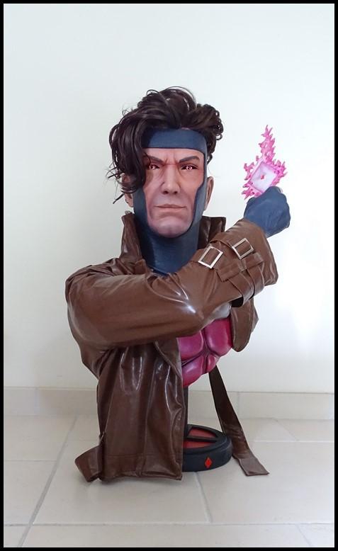A vendre : Gambit lifesize bust