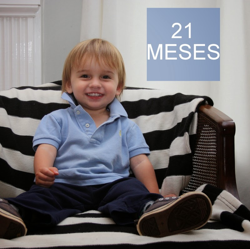 Marcelo 21 months