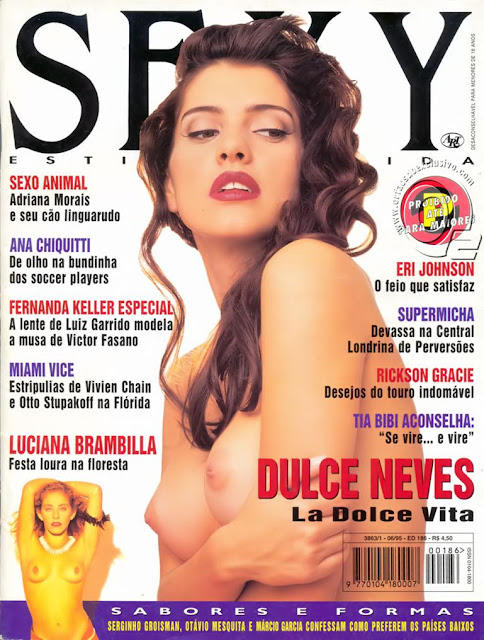 Dulce Neves - Sexy 1995