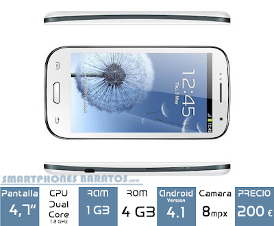 clon galaxy s3 bluebo l100