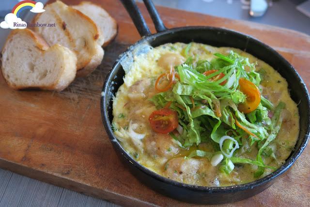 Tinapa Omelette