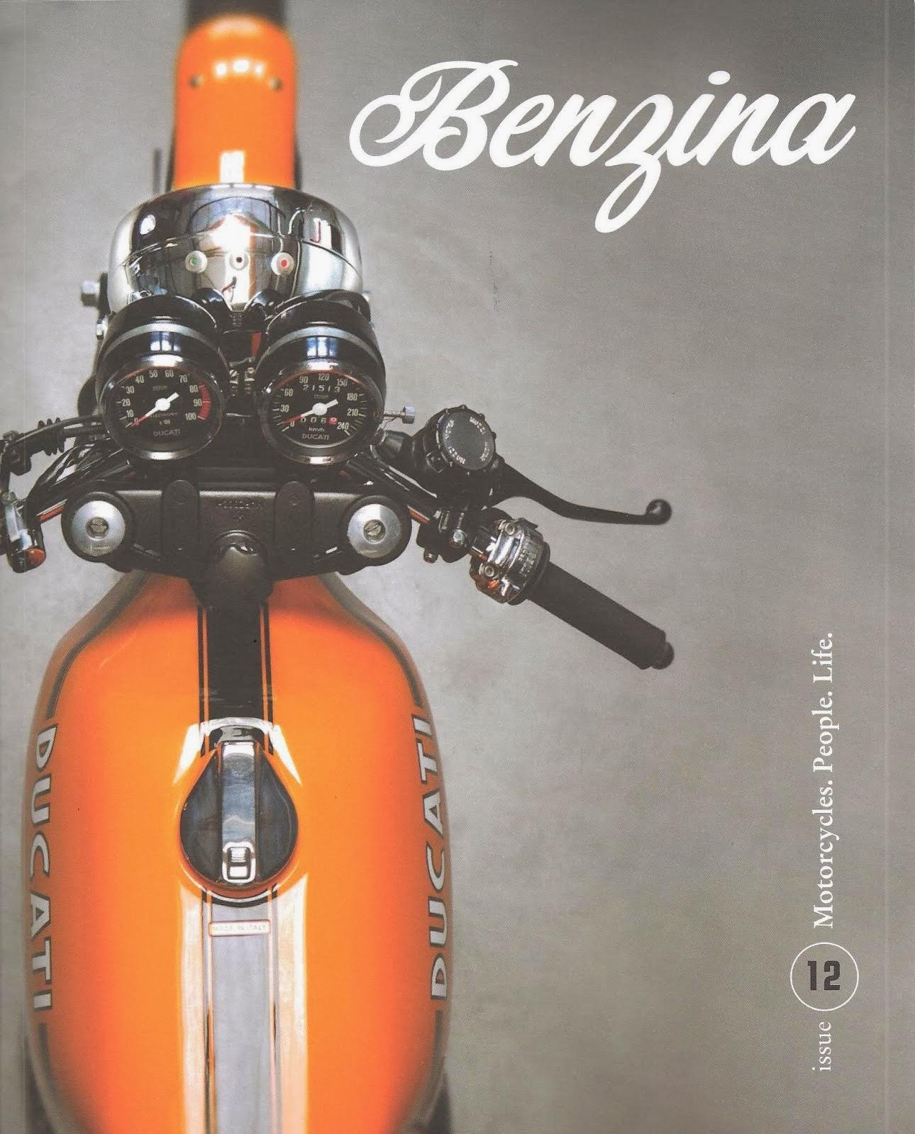 Benzina magazine