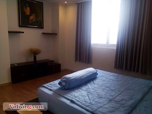 Master Bedroom Imperia An Phu Apartment For Rent Dist 2