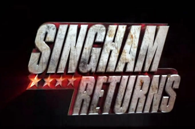 Singham Returns film Wallpaper