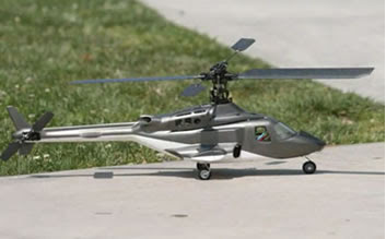 airwolf rtf electric rc helicopter image