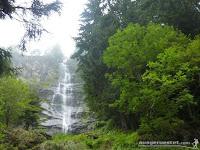 Moos Wasserfall