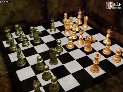 Elf3D (3d chess GUI) Elf01