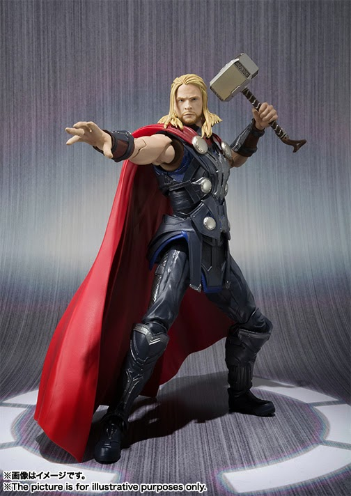 thor lightning hammer action figure