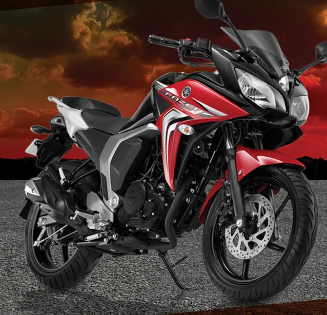 Top 22 yamaha fazer version 2 0 fi hd photos all latest