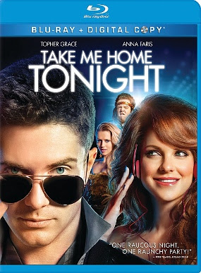 Filme Poster Take Me Home Tonight BDRip XviD &amp; RMVB Legendado