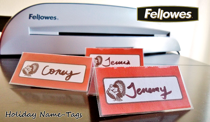 home made place cards