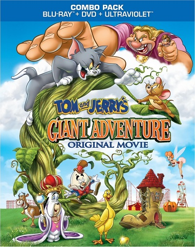 Download - Tom and Jerrys Giant Adventure - Legendado (2013)