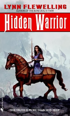 Hidden Warrior (Tamir Trilogy: Book 2) by Lynn Flewelling