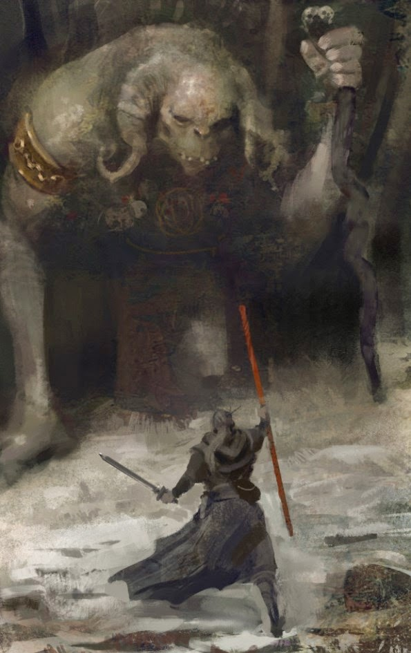 Symbaroum Interview troll lord