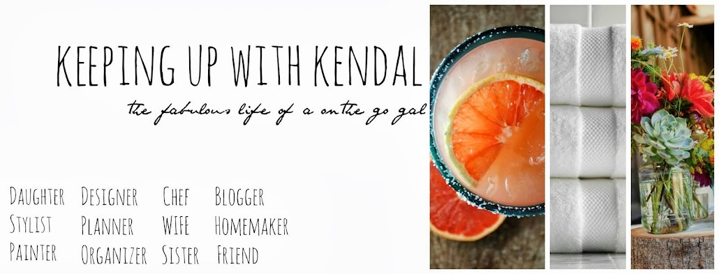 Keeping Up With Kendal