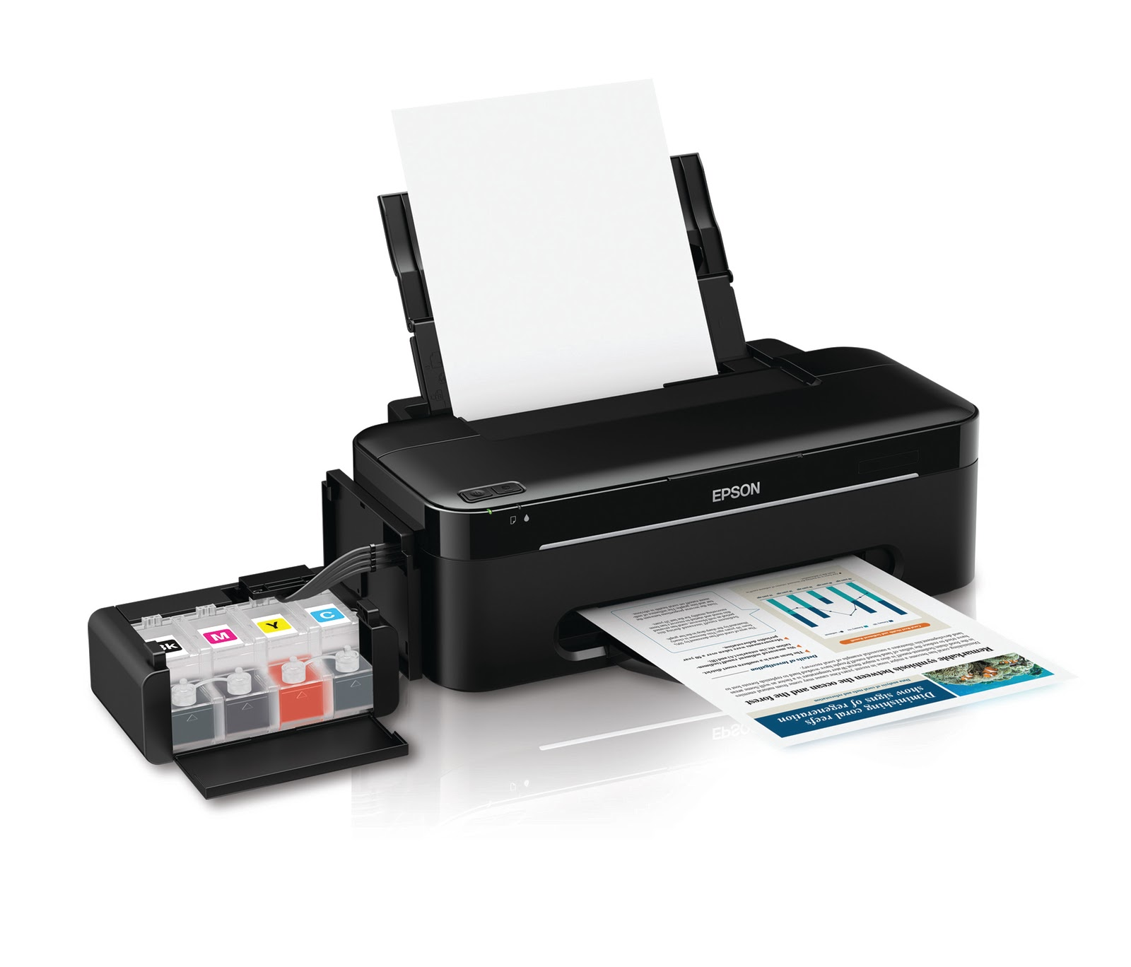 Cara Reset Printer Epson