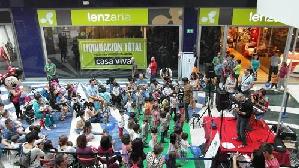 Imagen de la Fiesta de La Lactancia 2014 con Besartean