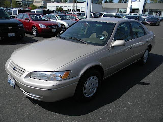 Service Repair Manual  1997 Toyota Camry 2 2 L How to Replace