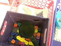 Here's an update with a bit of this and that during the first few weeks back to school! I'm sharing what my kindergarten class has been up and a LOT of pictures of our classroom. Click through to check out this and that in the Enchanted Kinder Garden classroom!