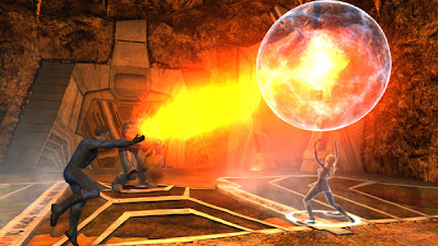 Download Gratis Game PC Fantastic 4 Full Version