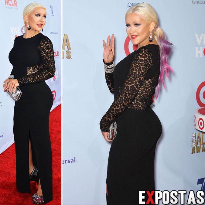 Christina Aguilera: NCLR ALMA Awards 2012 em Pasadena - 16 de Setembro de 2012