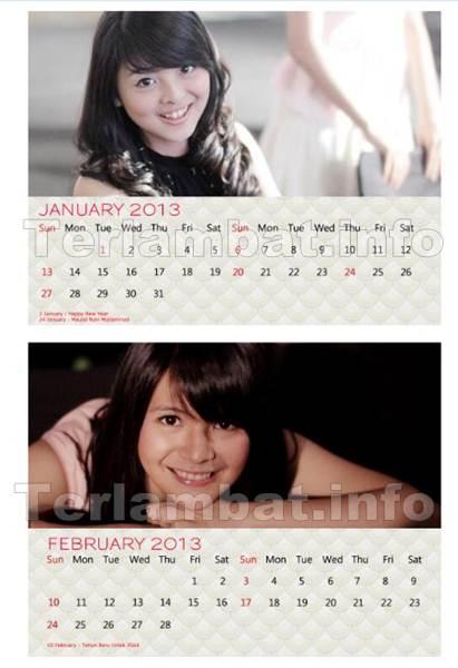 Kalender 2013 JKT48