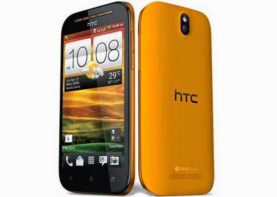 Harga Dan Spesifikasi HTC Desire SV Limited Edition, Layar Tampilan Berbeda Super LCD2 Capacitive Touchscreen