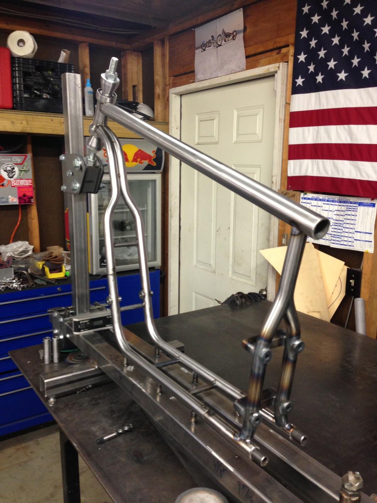 Glasses Frame Repair Houston : Ironhead Frame ~ Prism Motorcycle Co.