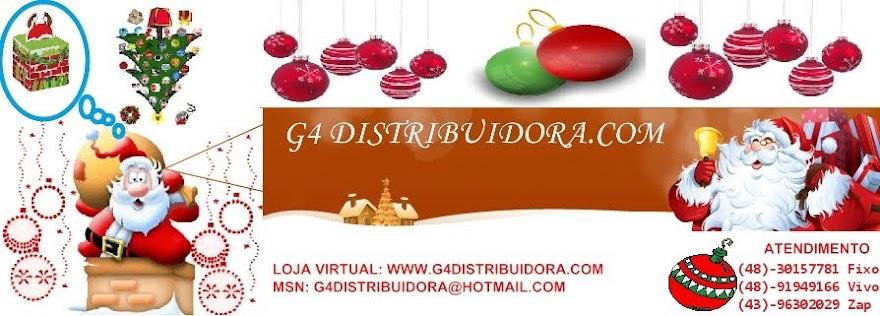 G4 distribuidora de cosméticos
