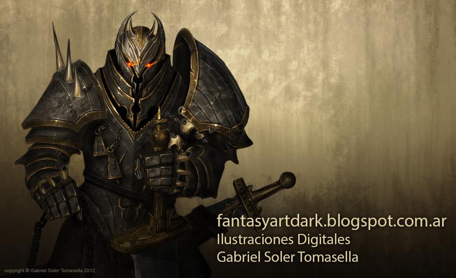Fantasy Art Dark