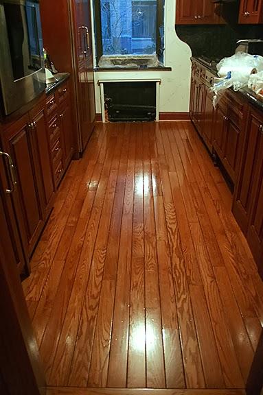 Sandless Floor Refinishing, NY