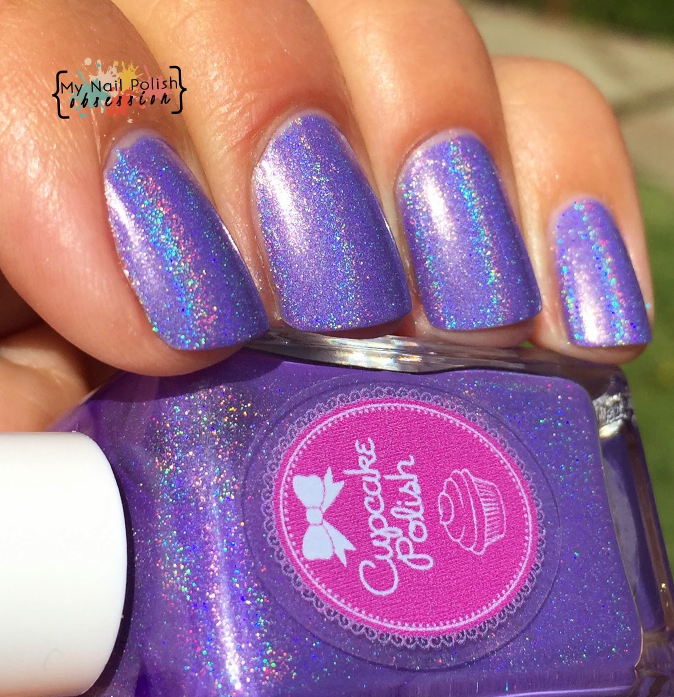 Cupcake Polish Lilac You Mean It