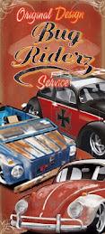 Bug Riderz Design Service