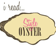 VISIT &amp; FOLLOW ME @ STYLE OYSTER