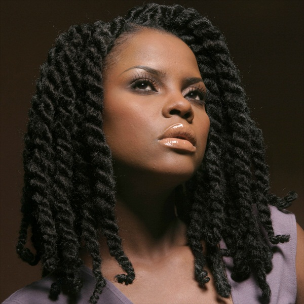 Hair Styles Braids For Black Girls With Cute Twist And Braid