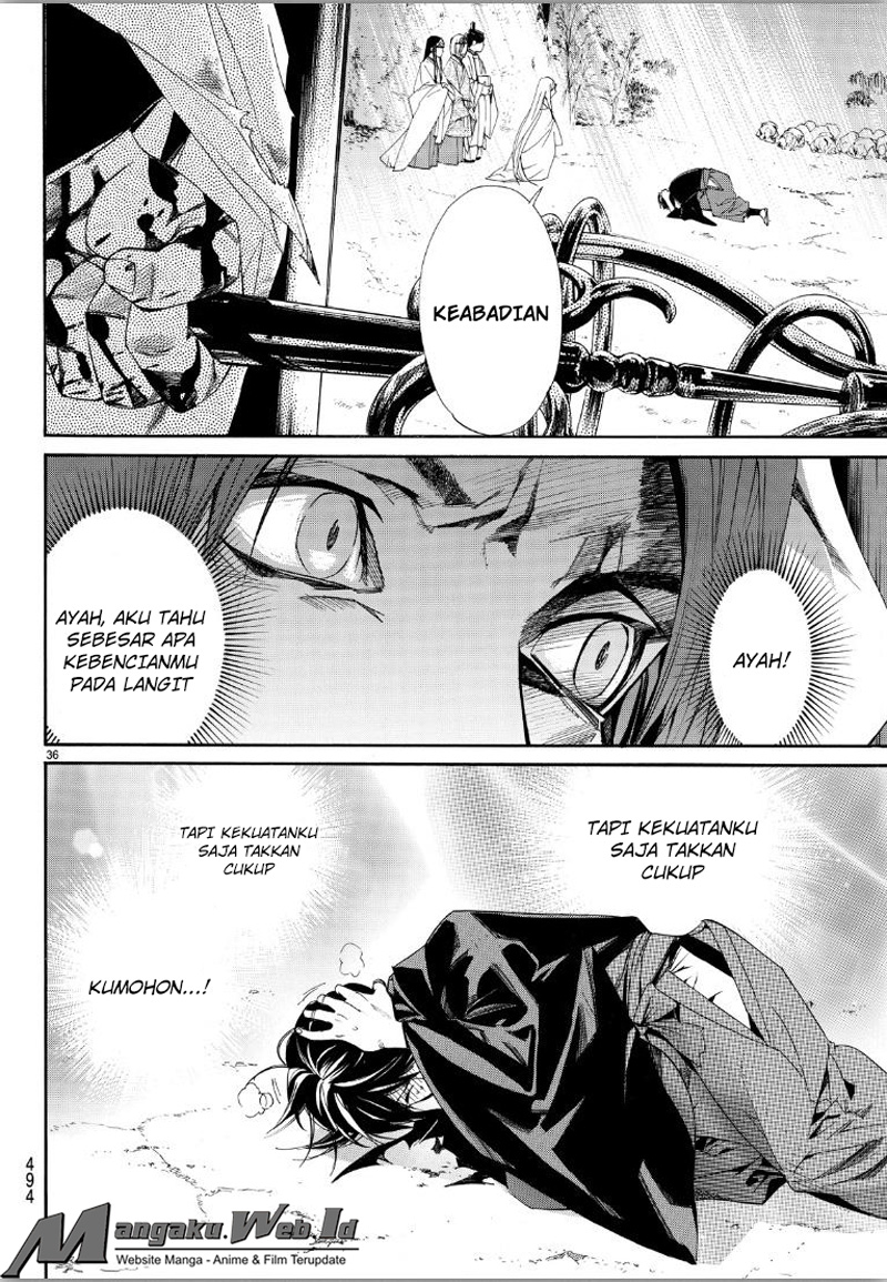 Noragami Chapter 70-33