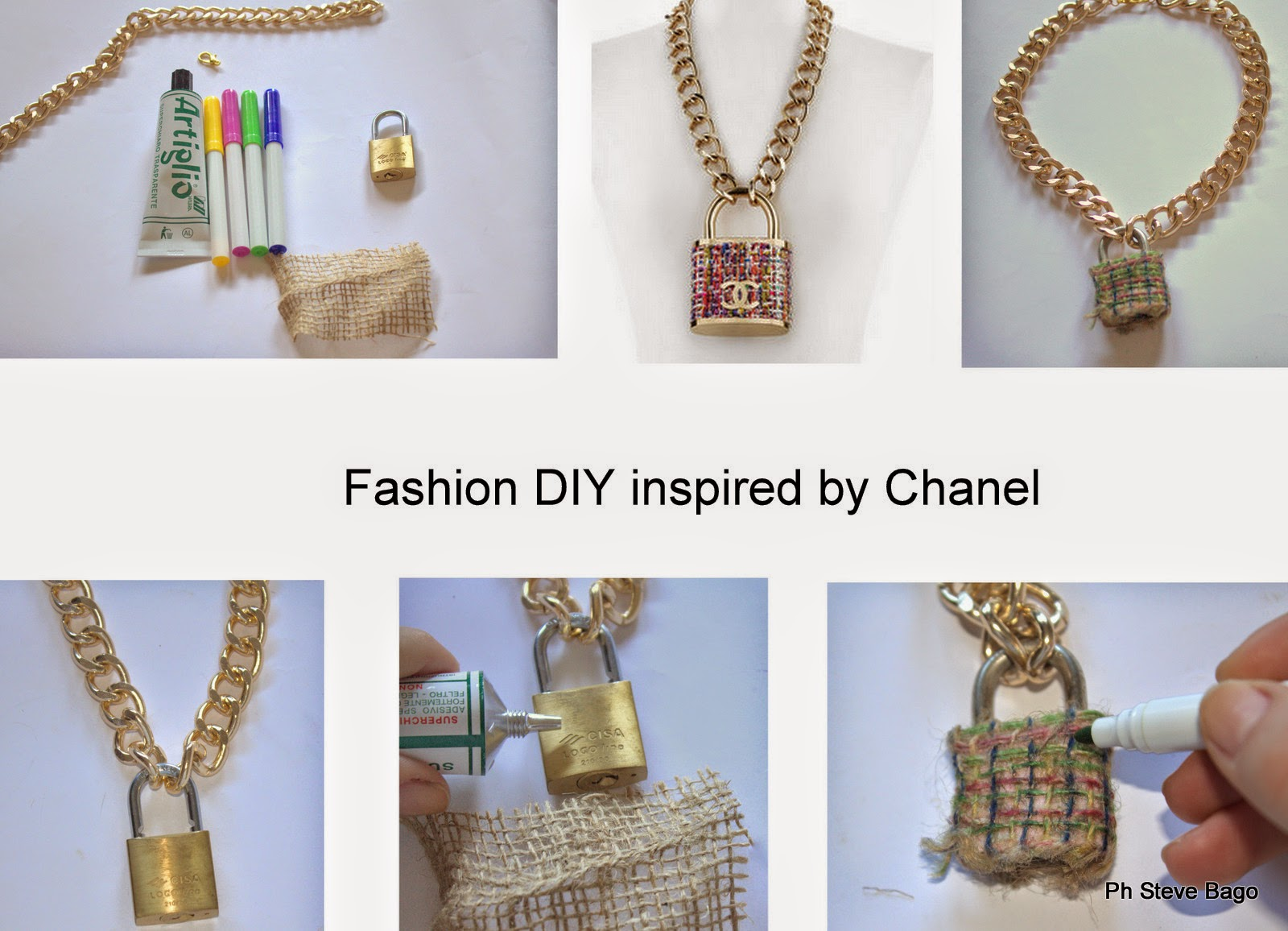 themorasmoothie, chanel, chanel lucchetto, chanel collana, chanel necklace, diy chanel, fashion DIY, tutorial, tutorial necklace, tutorial collana, tutorial Chanel, fashion, fashionblog, fashionblogger, italianblogger, blogger, diyproject, craft, crafts, diycraft, themorasmoothie