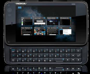 Nokia N900 Software