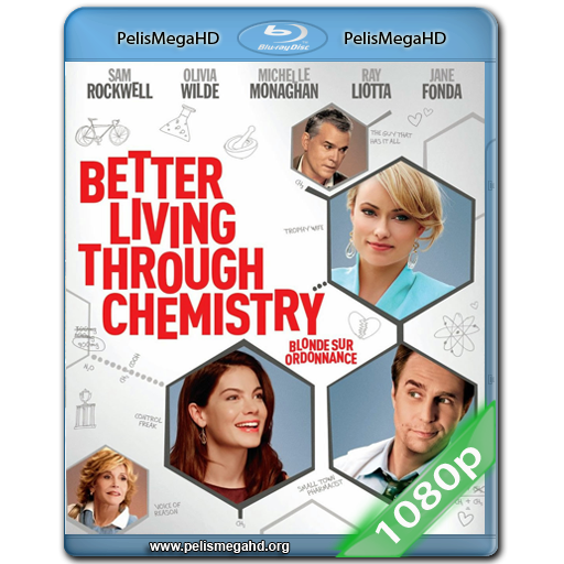 BETTER LIVING THROUGH CHEMISTRY (2014) FULL 1080P HD MKV ESPAÑOL LATINO