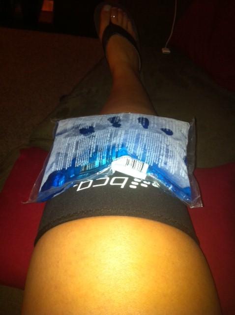 how to make knee pain go away