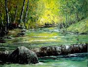 Cuadros y Pinturas de paisajes al oleo paisajes para pintar al oleo