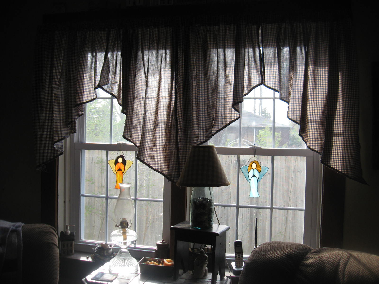 New Living Room Curtains! Part 73