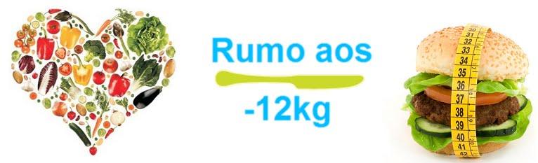 Rumo aos ( -12 kg )