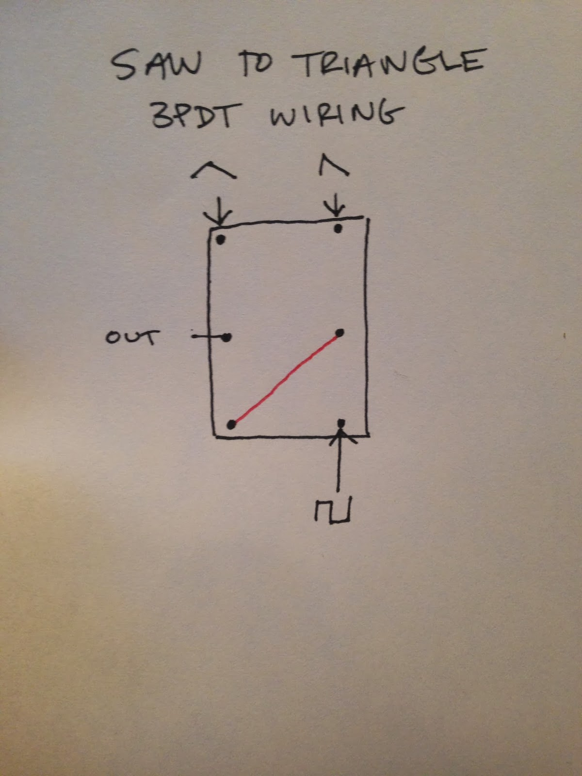 We Have Moved To Laurentidesynthworksnet This Blog Is No 3pdt Wiring Diagram Heres A For The