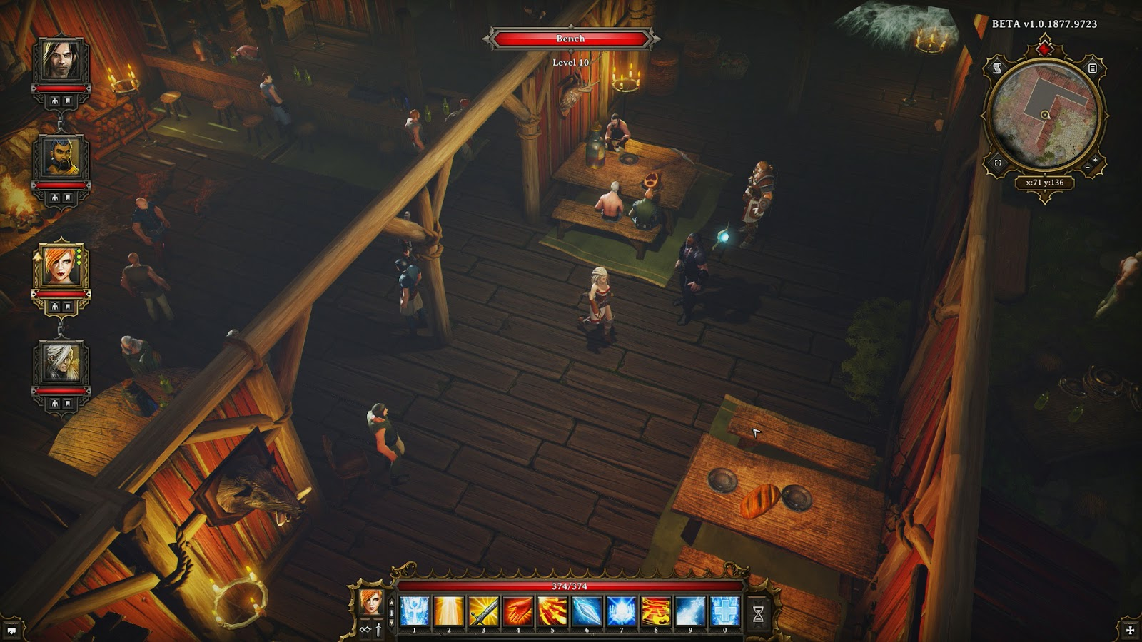 Divinity Original Sin screenshots
