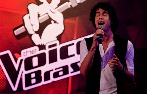 Com 43% dos votos, Sam Alves é o vencedor do The Voice Brasil