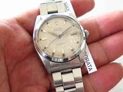 ROLEX OYSTERDATE PRECISION - ROLEX 6494 - MANUAL WINDING